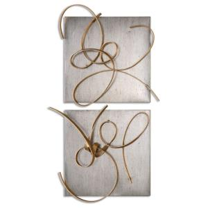 Harmony - 24 Inch Decorative Wall Art (Set of 2)
