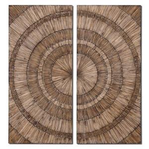 "Lanciano - 52"" Wood Wall Art"