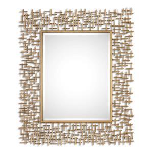 """Nevena - 42"""" Square Mirror"""
