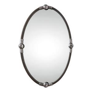 Carrick - 32 Inch Oval Mirror