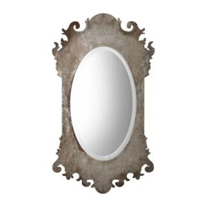 Vitravo - 35 Inch Oval Mirror