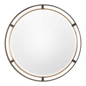 Carrizo - 36.25 Inch Round Mirror