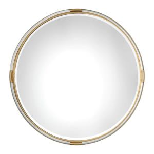 Mackai - 37.5 inch Round Mirror
