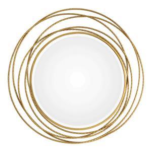 Whirlwind - 39.37 inch Round Mirror