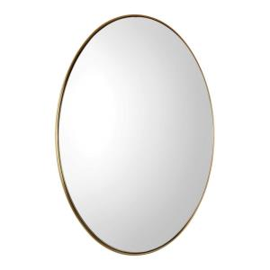 Pursley - 30 Inch Oval Mirror - 20 inches wide by 2.25 inches deep