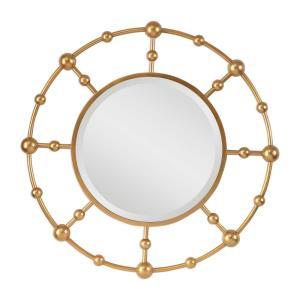 Selim Round - 34.5 Inch Round Mirror