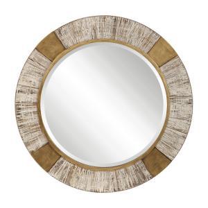 Reuben - 40 inch Round Mirror