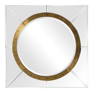Maya - 30.7 inch Square Mirror