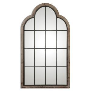 """Gavorrano - 80"""" Arch Mirror"""