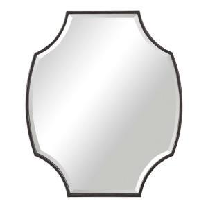 Ulalia - 36.13 inch Scalloped Mirror