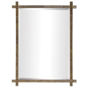 Abanu Vanity Mirror - 30 inches wide by 1.25 inches deep