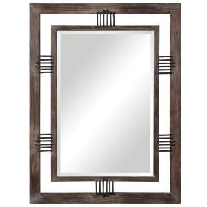 """Ebbe - 48.38""""  Farmhouse Mirror"""