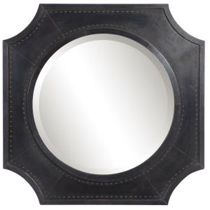 Johan - 27 inch Industrial Mirror - 27 inches wide by 2 inches deep