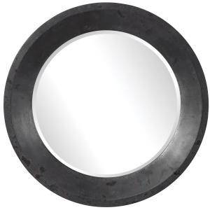 Frazier - 40 inch Round Industrial Mirror