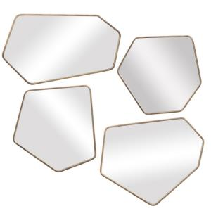 Linneah - 19.75 Inch Modern Mirror (Set of 4)