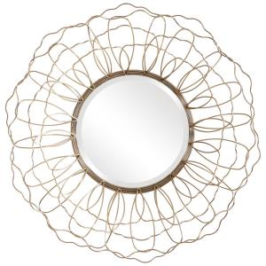 Rosie - 34.75 Inch Round Mirror