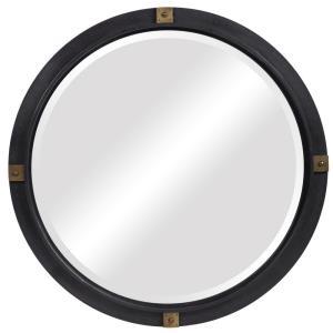 Tull - 36 Inch Industrial Round Mirror