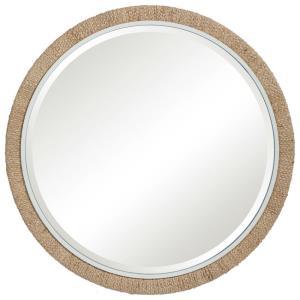 Carbet - 39.75 inch Round Mirror