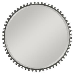 Taza - 32 Inch Round Mirror