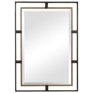 Carrizo - 32 Inch Rectangle Mirror