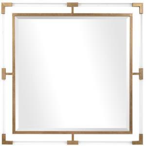Balkan - 40 Inch Square Mirror