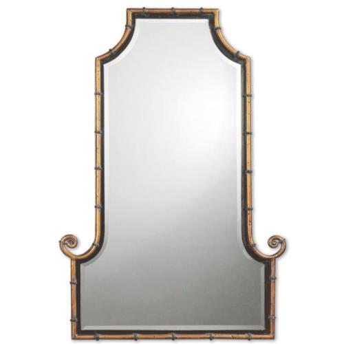 Uttermost 10770 Himalaya Iron - Mirror - 29 inches wide by 2 inches deep