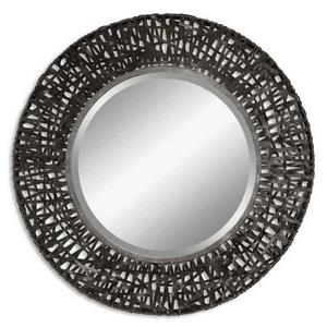 Alita - Mirror - 36.5 inches wide by 3.5 inches deep