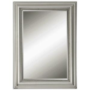 Stuart Silver - 36.75 inch Mirror - 26.75 inches wide by 1.5 inches deep