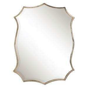 Migiana - 30 inch Metal Framed Mirror
