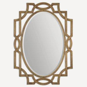 Margutta - 40.75 inch Oval Mirror