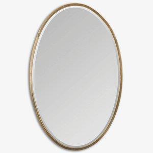 Herleva - 27.88 inch Oval Mirror