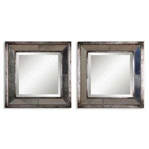 Davion - Square Mirror Frame - 18 inches wide by 3 inches deep