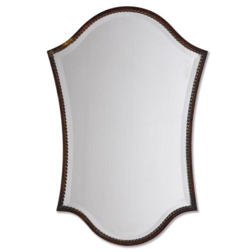 Uttermost 13584 Abra Vanity Vanity Mirror - 20.13 inches wide by 1 inches deep