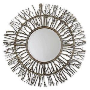 Josiah - 38.25 inch Mirror - 38.25 inches wide by 1.75 inches deep