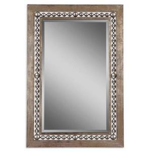 """Fidda - 49.25"""" Modern Rectangular Mirror"""