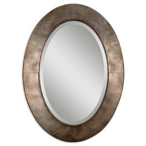 "Kayenta - 37.63"" Modern Oval Mirror"