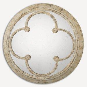 Livianus - 36.25 inch Round Mirror