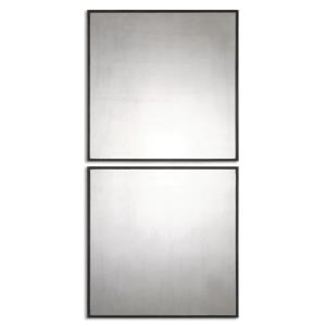 "Matty - 24"" Square Mirror (Set of 2)"