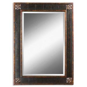 Bergamo Vanity - Mirror Frame - 28.13 inches wide by 1.38 inches deep