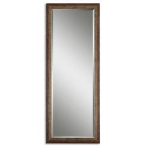 "Lawrence - 64.13"" Large Wood Modern Mirror"