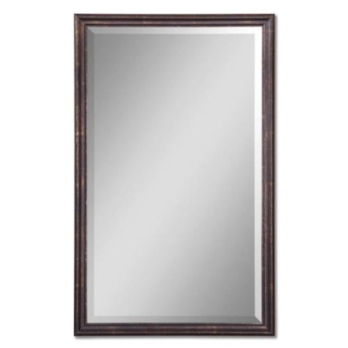 Uttermost 14442 Renzo  Vanity Mirror  - 20.13 inches wide by 1.75 inches deep