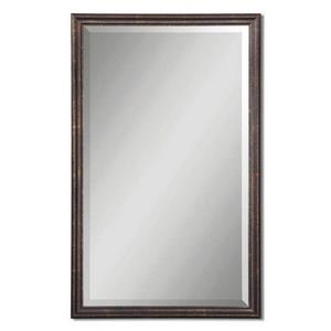 Renzo  Vanity Mirror  - 20.13 inches wide by 1.75 inches deep