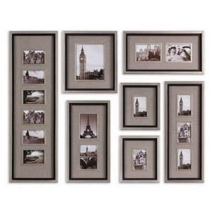 Massena - 58 inch Photo Frame Collage (Set of 7)