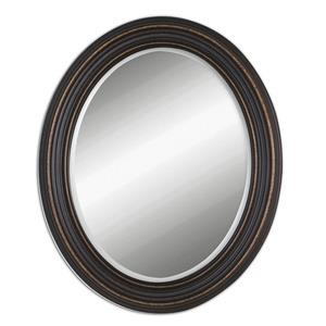 Ovesca Oval - 34 inch Oval Mirror - 28 inches wide by 1.25 inches deep