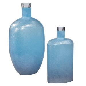 Suvi - 15 inch Vase (Set of 2) - 8.5 inches wide by 5.38 inches deep