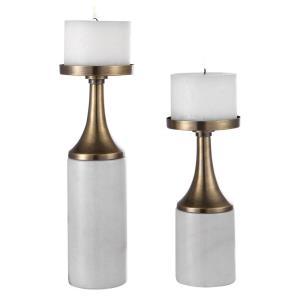 """Castiel - 13"""" Candleholder (Set of 2)"""