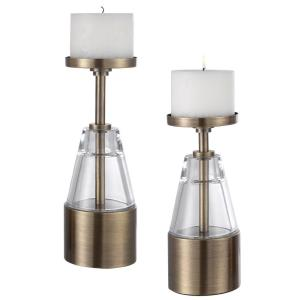 """Theirry - 12.25"""" Candleholder (Set of 2)"""