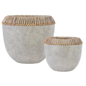 "Aponi - 11"" Ray Bowl (Set of 2)"