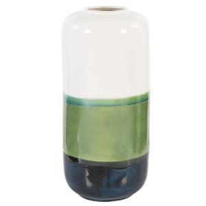 """Keone - 25.63"""" Coastal Vase"""
