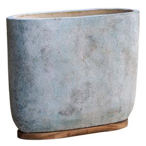 Menja - 17.75 Inch Aged Bowl
